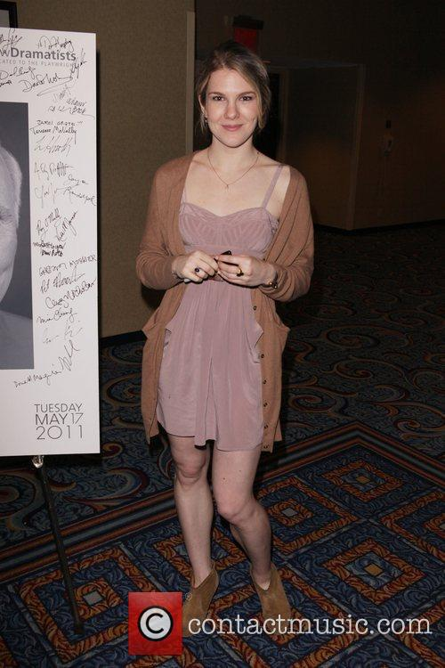 Lily Rabe New Dramatists 62nd Annual Benefit Luncheon...