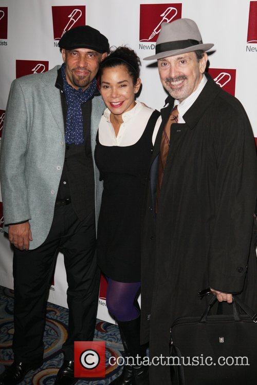 Nilo Cruz, Daphne Rubin Vega and Craig Lukas...