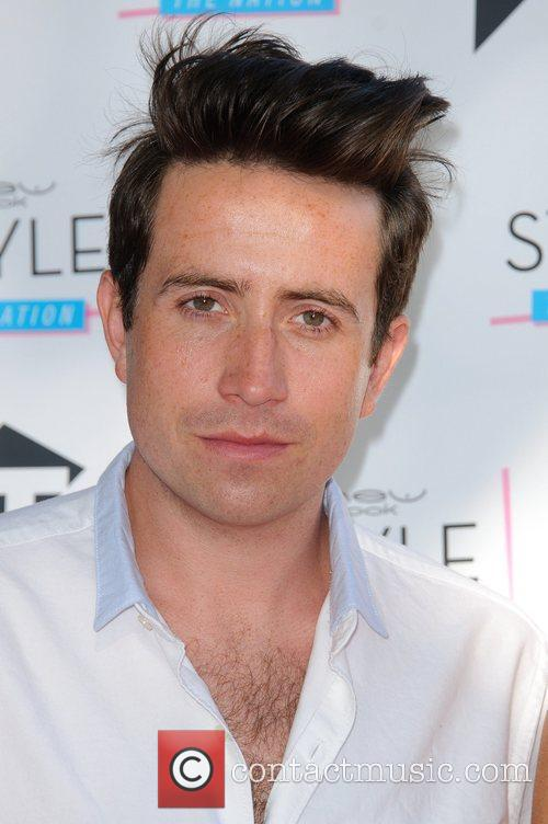 Nick Grimshaw New Look ' Style the Nation...