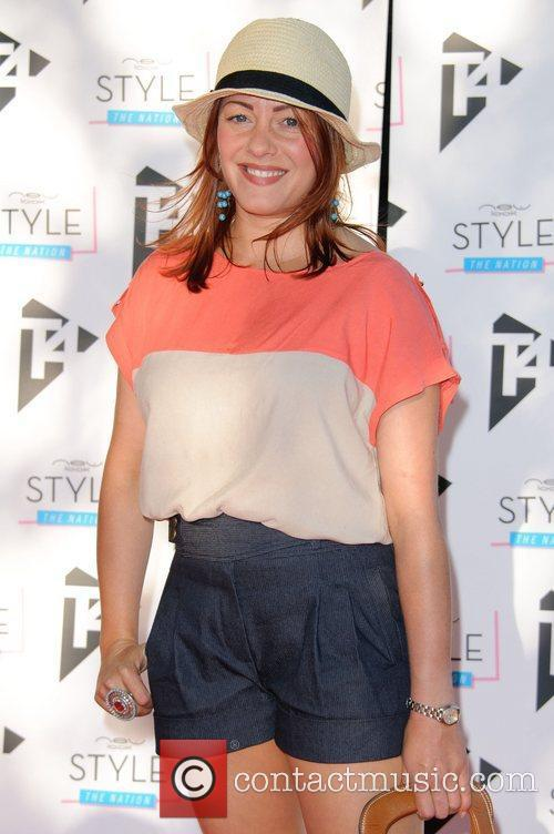 Sarah Cawood New Look ' Style the Nation...