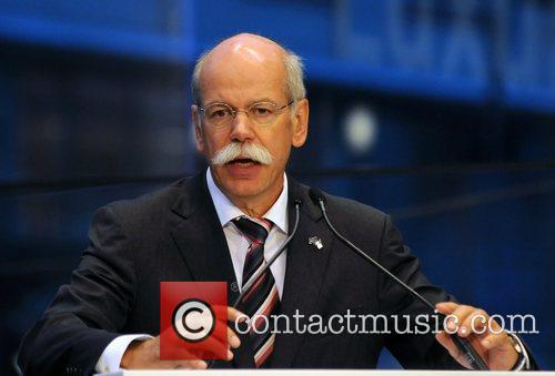 Dr Dieter Zetsche Gala Opening of The New...