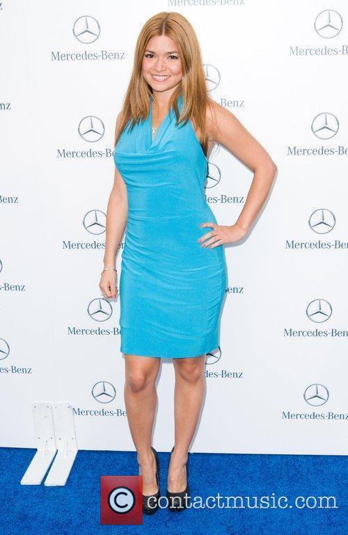 Karen Koeningsberg Gala Opening of The New Mercedes-Benz...
