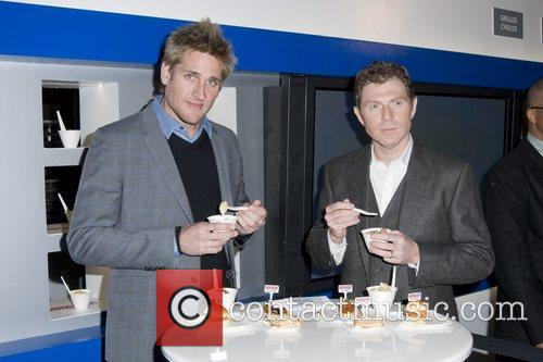 Curtis Stone and Bobby Flay NBC promotes 'America's...