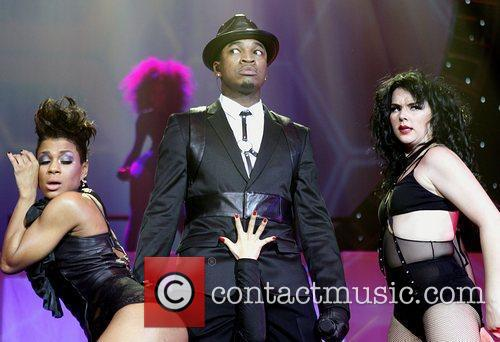 Ne-yo and O2 Arena 2