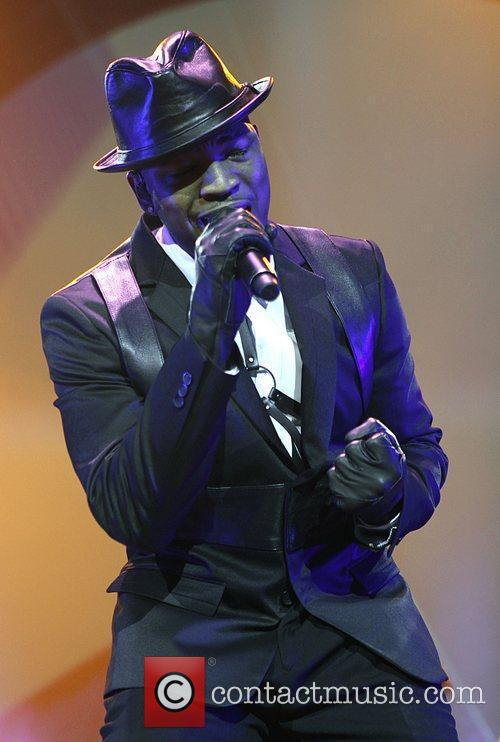 Ne-yo and O2 Arena 6
