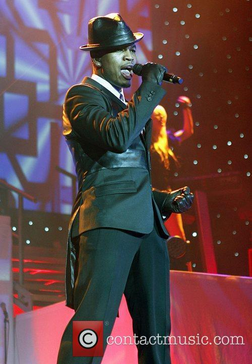 Ne-yo and O2 Arena 3