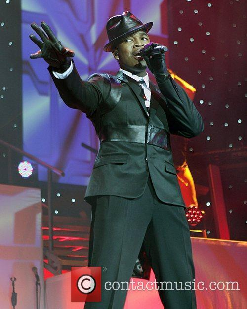 Ne-yo and O2 Arena 5