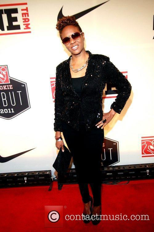 MC Lyte NFL Players Association Rookie Debut 'One...