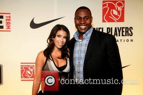 Jackie and Tony Richardson NFL Players Association Rookie...