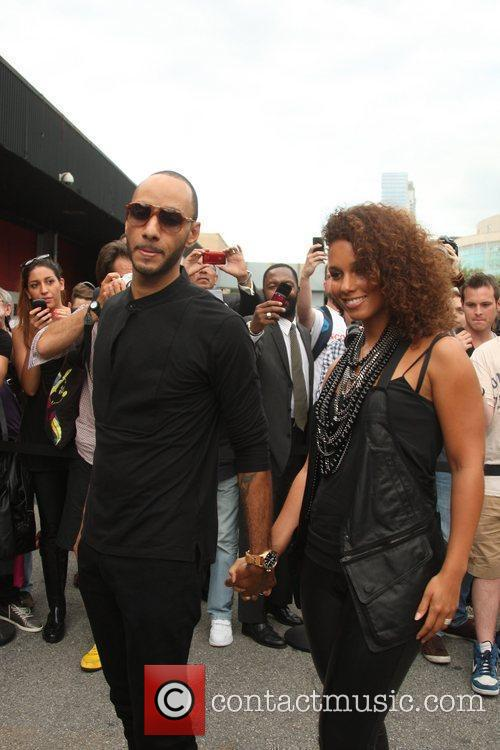 Alicia Keys and New York Fashion Week 4