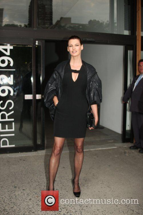 Linda Evangelista and New York Fashion Week 4
