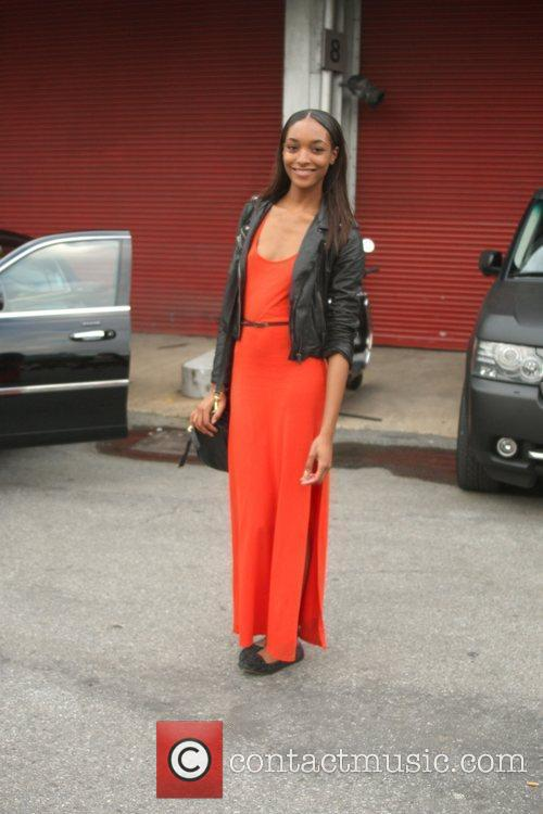 Jourdan Dunn, New York Fashion Week
