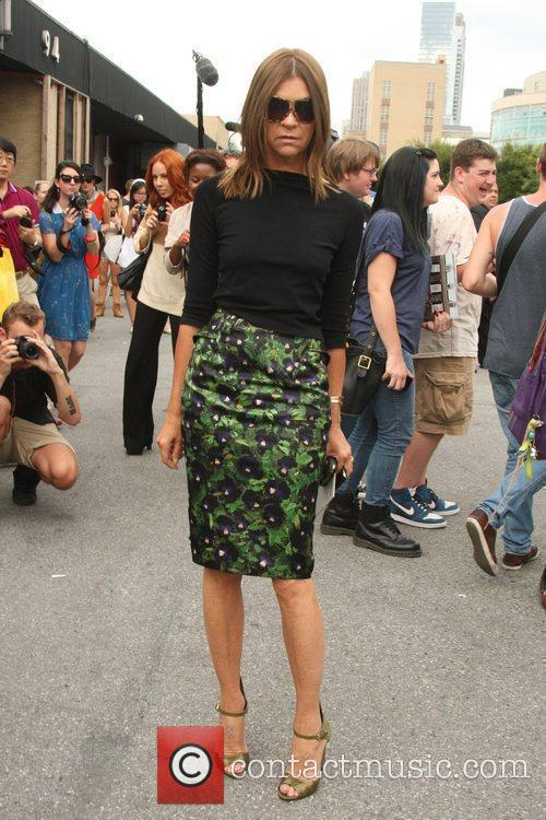 Carine Roitfeld and New York Fashion Week 3