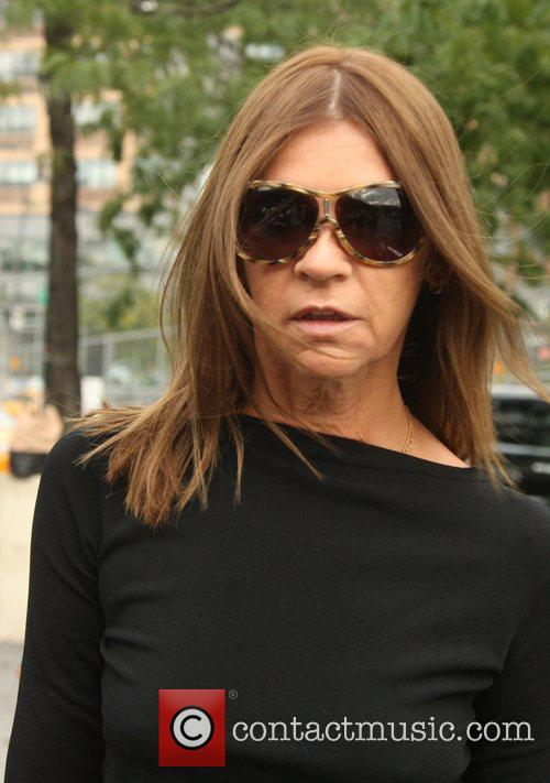 Carine Roitfeld and New York Fashion Week 1