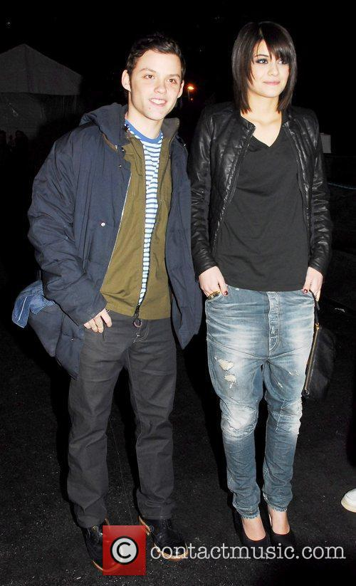 James Newman and Sofia Black Mercedes-Benz IMG New...
