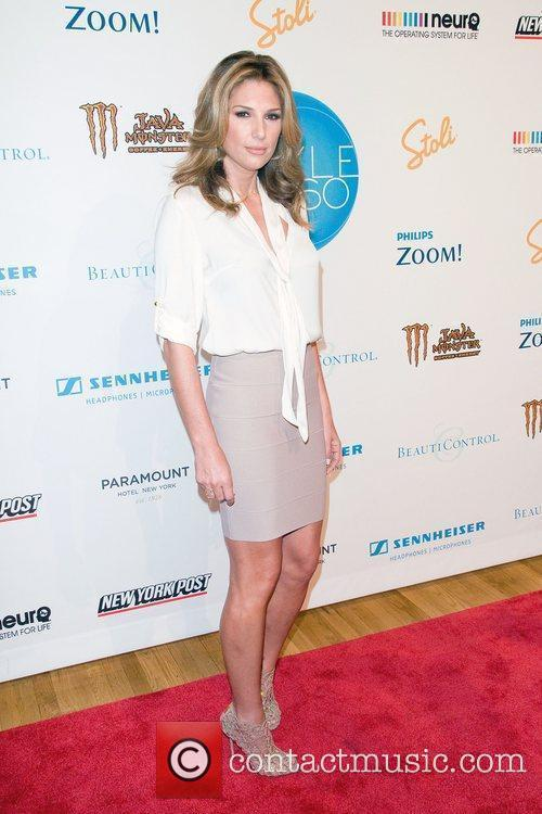 Daisy Fuentes and New York Fashion Week 7