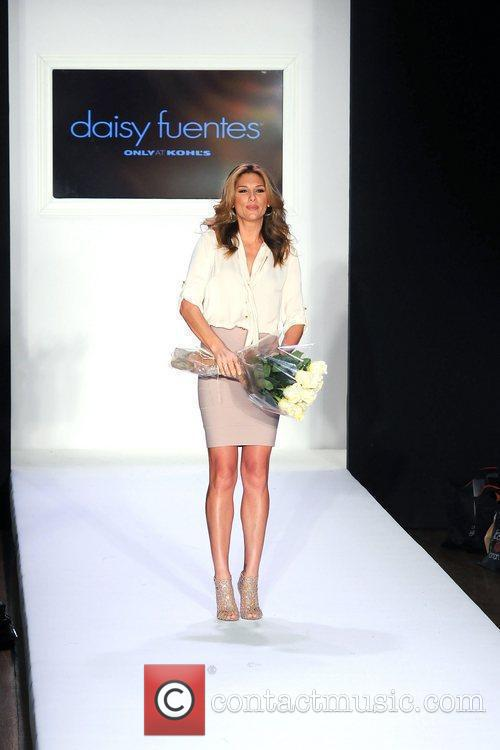 Daisy Fuentes and New York Fashion Week 4