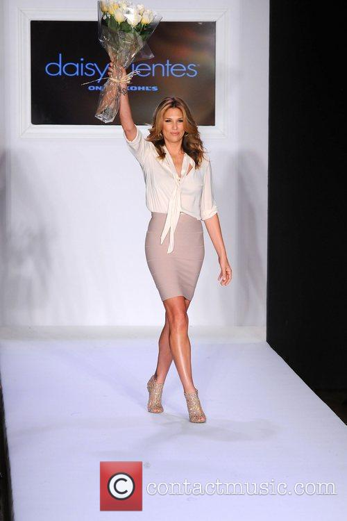 Daisy Fuentes and New York Fashion Week 8