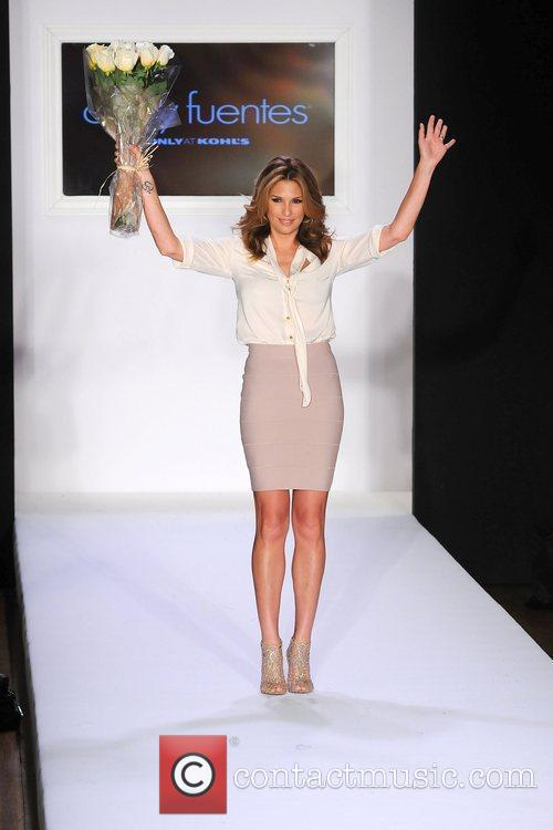 Daisy Fuentes and New York Fashion Week 5