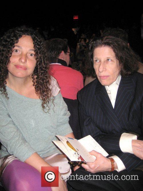 Fran Lebowitz and Diane Von Furstenberg 2