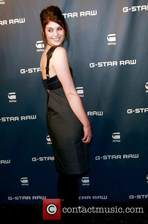 Gemma Arterton Mercedes-Benz IMG New York Fashion Week...