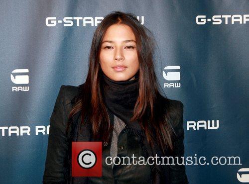 Jessica Gomes Mercedes-Benz IMG New York Fashion Week...