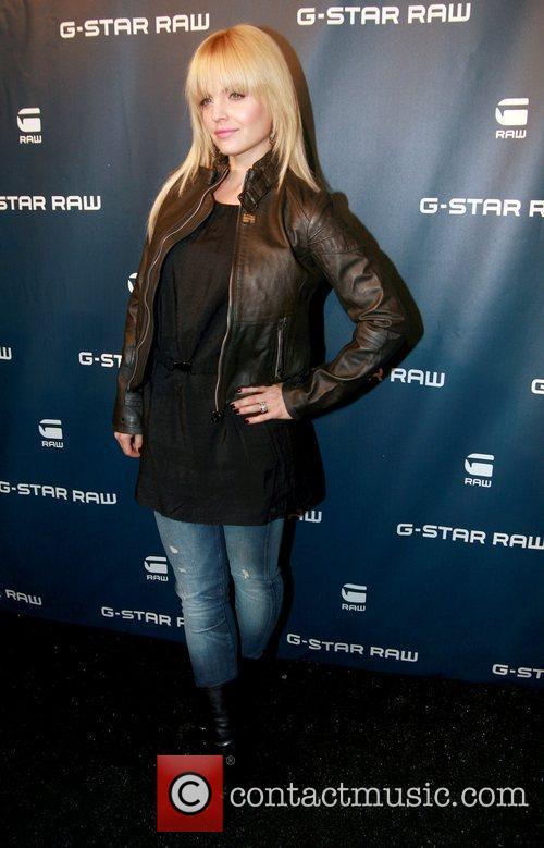 Mena Suvari Mercedes-Benz IMG New York Fashion Week...
