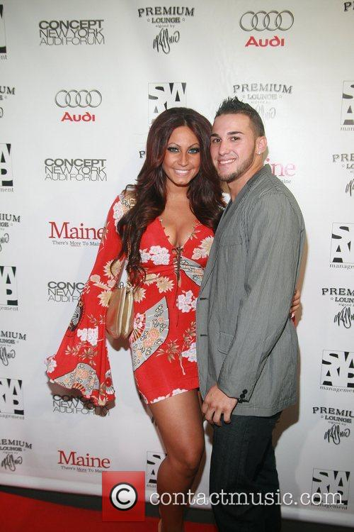 Jerseylicious' Tracy Dimarco And Corey 8