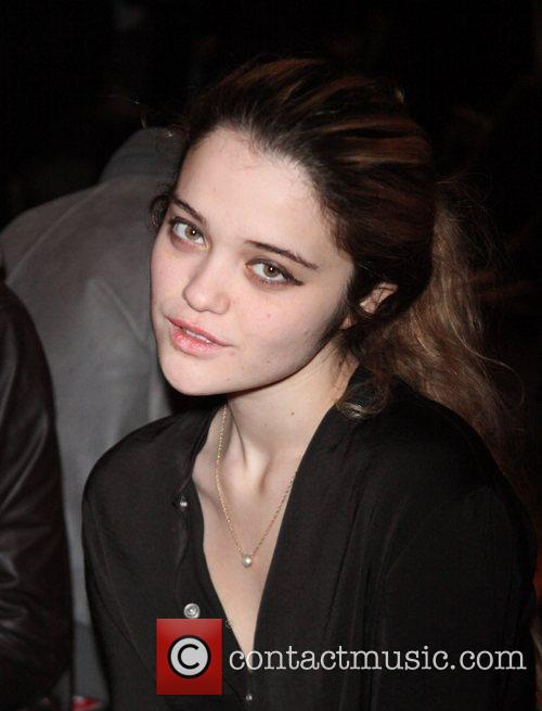 Sky ferreira new york fashion week