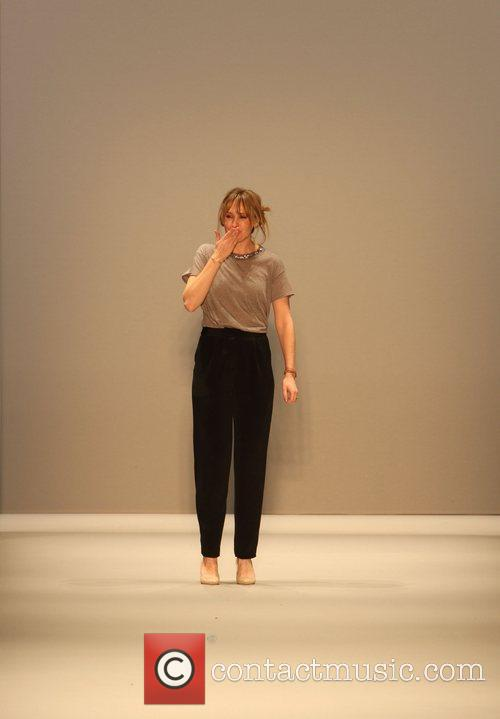 Designer Rebecca Taylor Mercedes-Benz IMG New York Fashion...