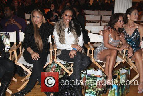 Kat Deluna, Adrienne Bailon, Denise Richards and Indashio 1