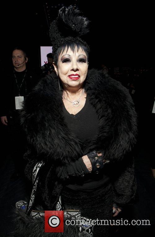 Rosemary Ponzo Mercedes-Benz IMG New York Fashion Week...