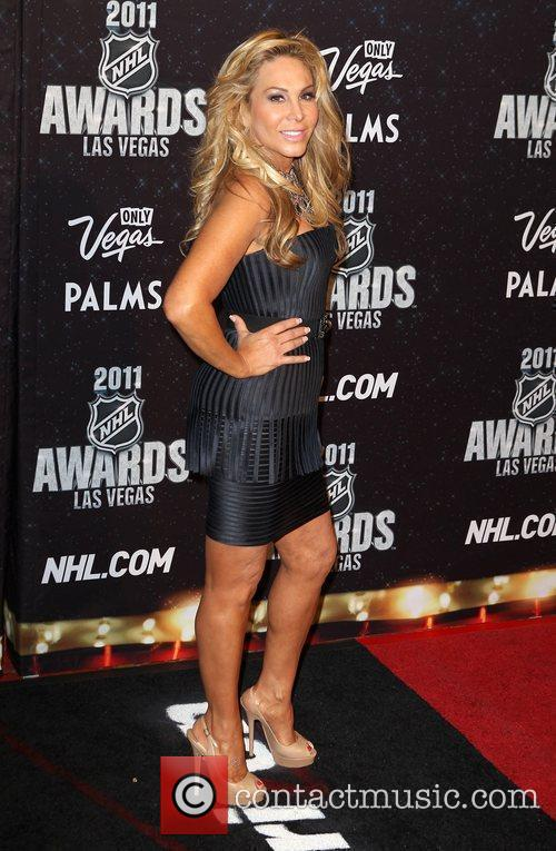 Adrienne Maloof Wednesday 22nd June 2011 The NHL Awards 2011 at The