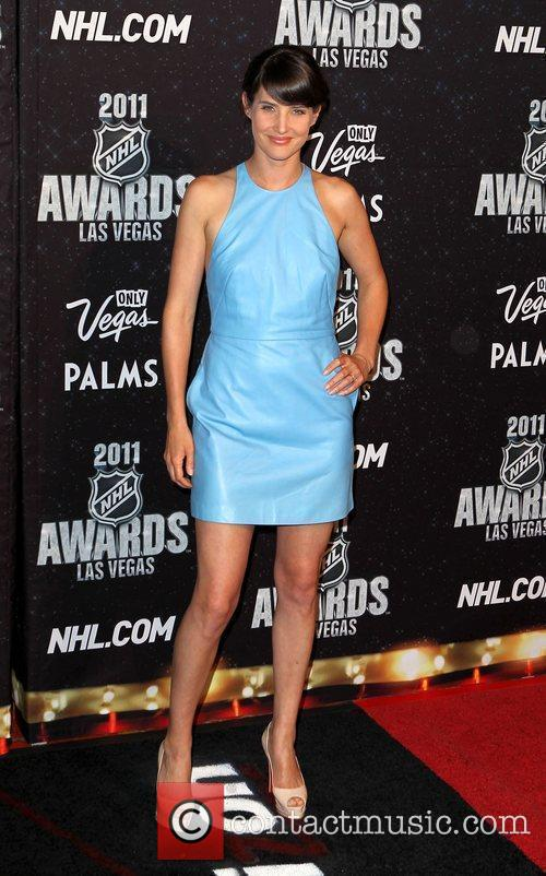 Cobie Smulders The NHL Awards 2011 at The...