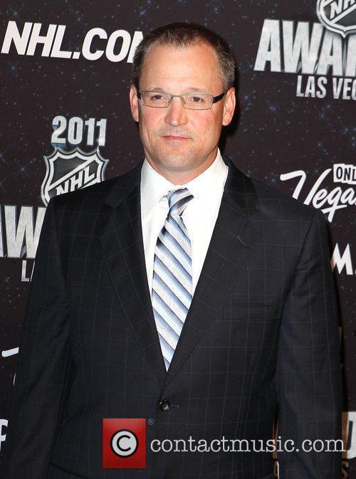 Dan Dylsma The NHL Awards 2011 at The...