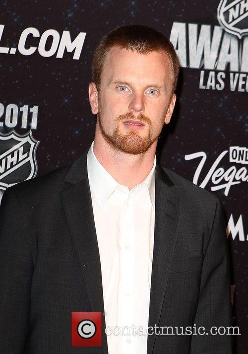 Daniel Sedin The NHL Awards 2011 at The...