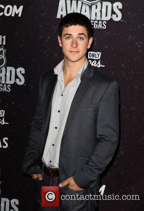 David Henrie The NHL Awards 2011 at The...