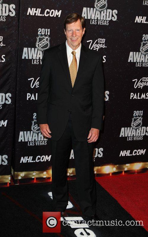 David Poile The NHL Awards 2011 at The...