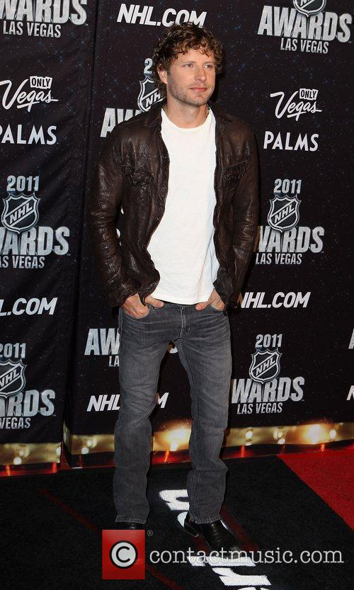 Dierks Bentley The NHL Awards 2011 at The...
