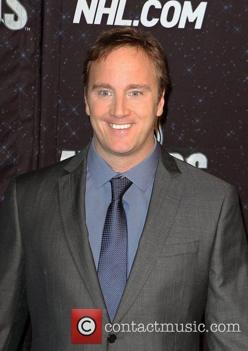 Jay Mohr The NHL Awards 2011 at The...