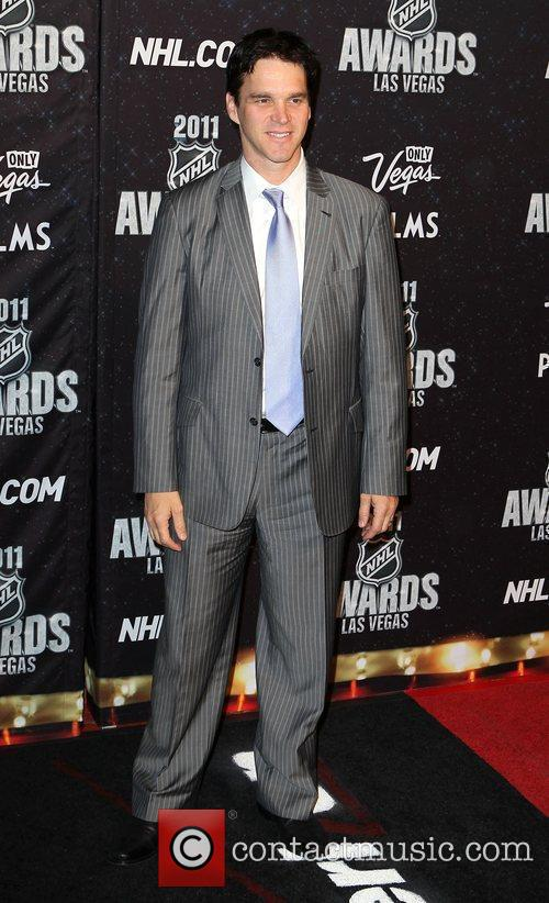 Luc Robitaille The NHL Awards 2011 at The...