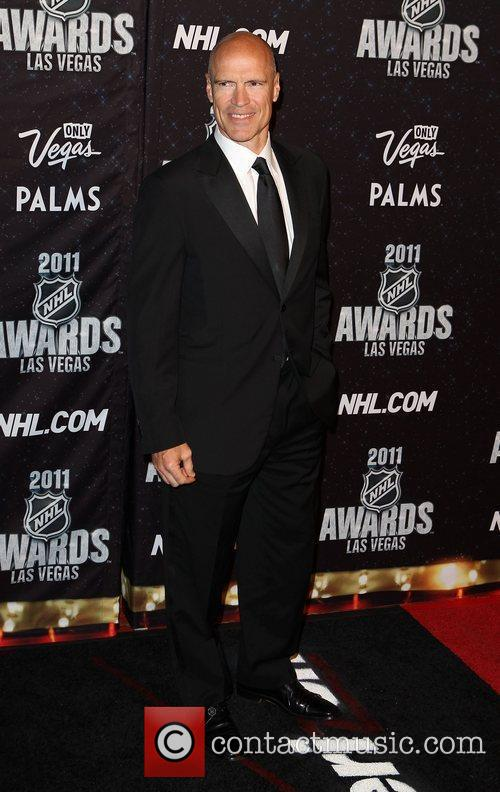 Mark Messer The NHL Awards 2011 at The...