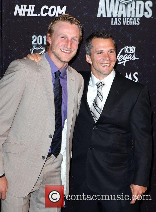 Steven Stamkos and Martin St. Louis The NHL...