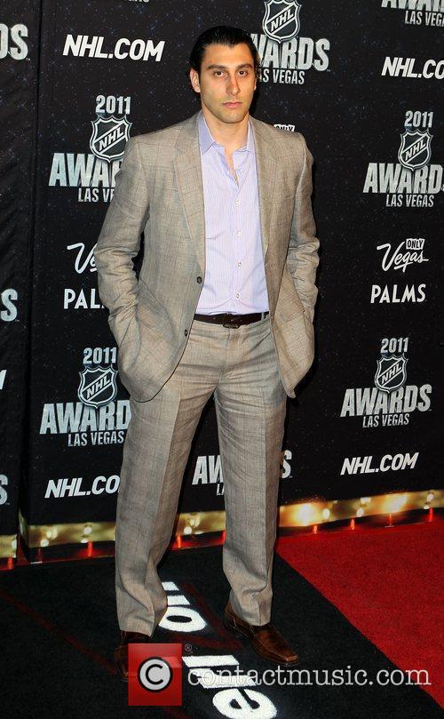 Roberto Luongo The NHL Awards 2011 at The...