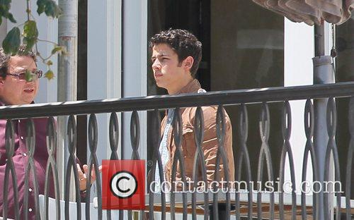 Nick Jonas at The Grove to appear on...