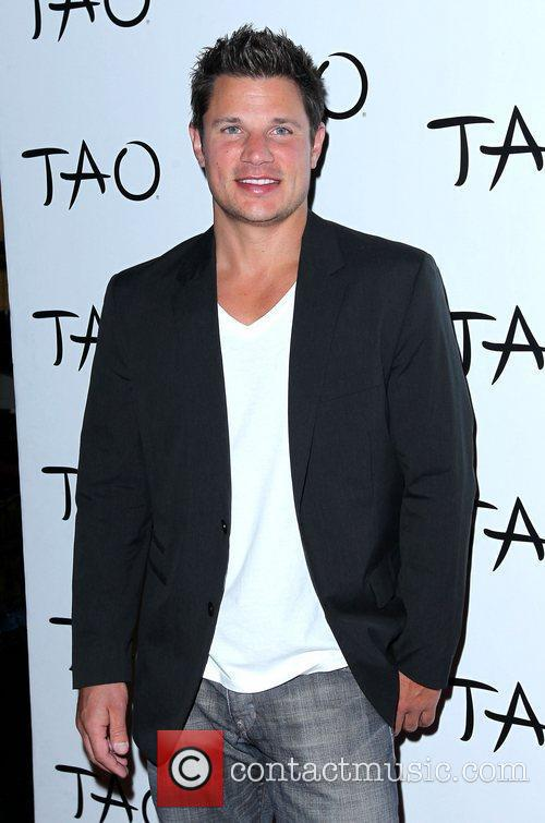 Nick Lachey Fourth Of July weekend party hosted...