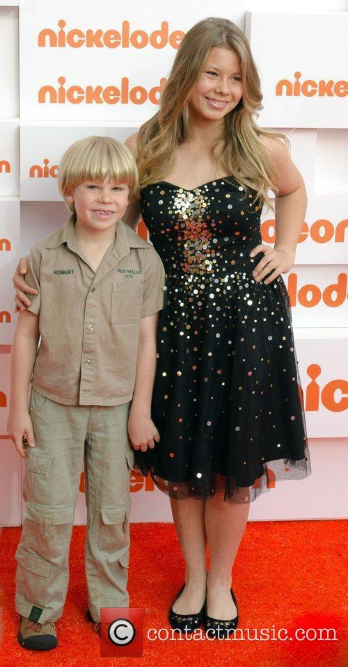 Bindi Irwin and Sydney Entertainment Centre