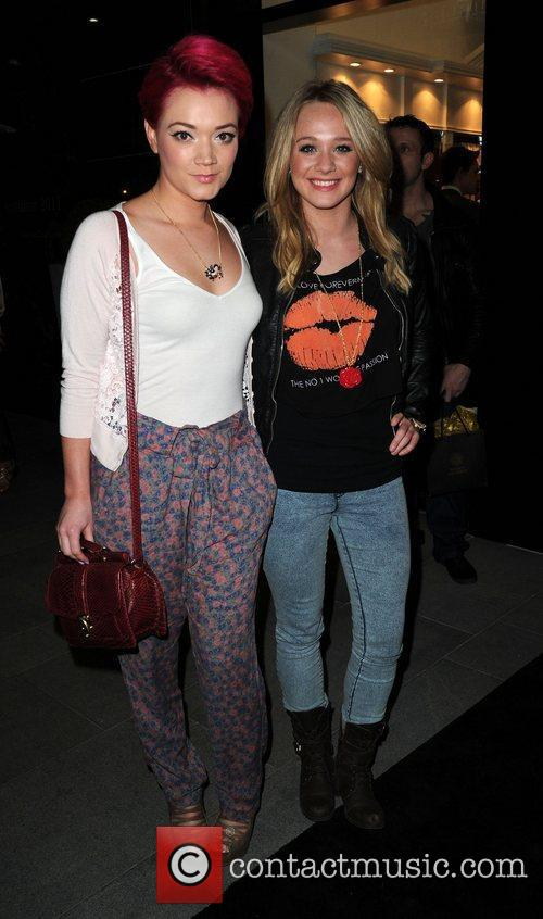 Holly Jay Bowes and Kirsty Lee Porter,...