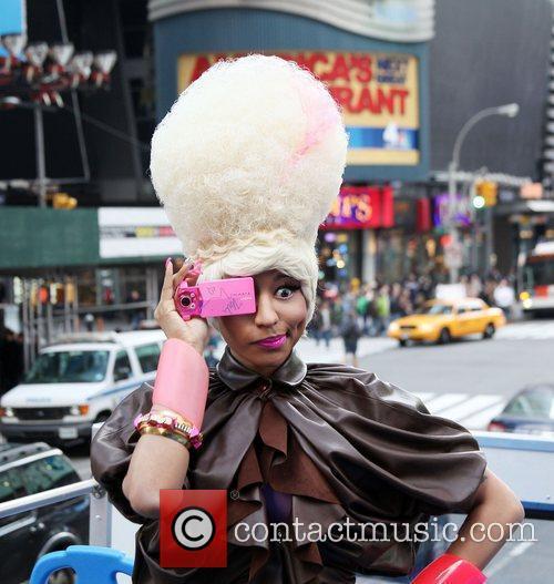 Casio Teams up with Nicki Minaj and The...