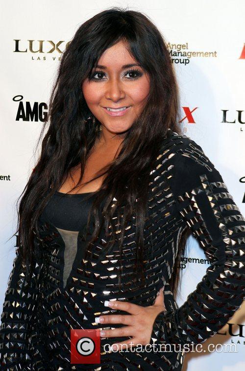 Nicole Polizzi aka Snooki from MTV's Jersey Show...
